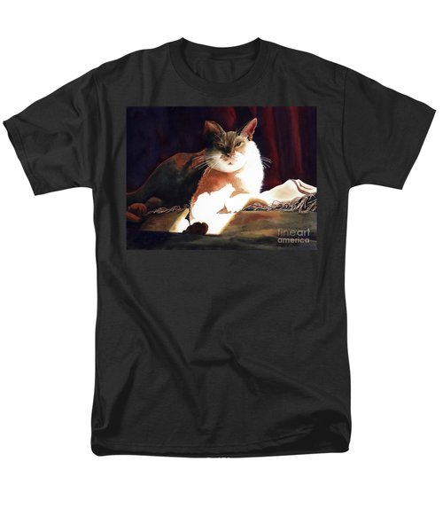 In Her Glory II               Men's T-Shirt  (Regular Fit) by Kathy Braud