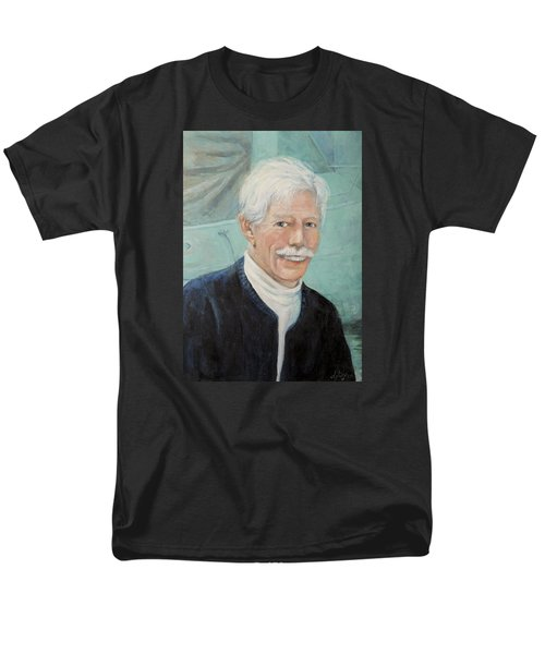 In Memory Of Uncle Bud Men's T-Shirt  (Regular Fit) by Donna Tucker