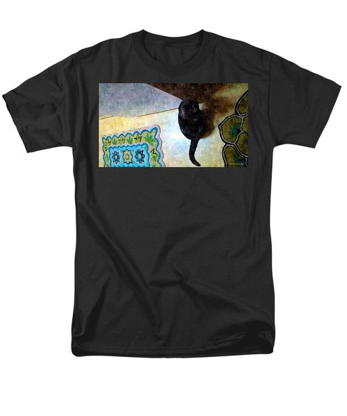 In Or Out  Men's T-Shirt  (Regular Fit) by Karl Reid