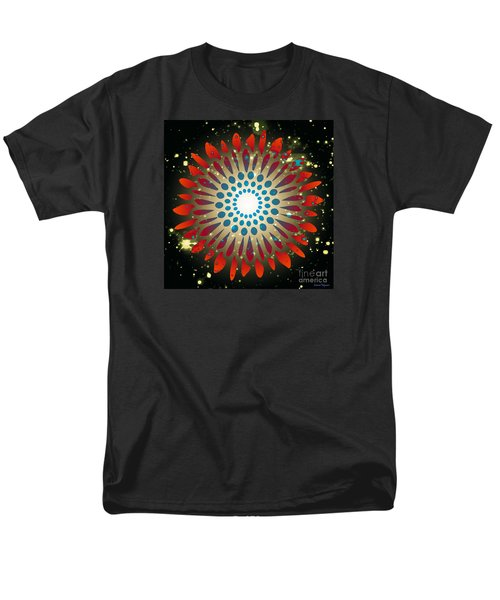 In The Beginning Men's T-Shirt  (Regular Fit) by Leanne Seymour