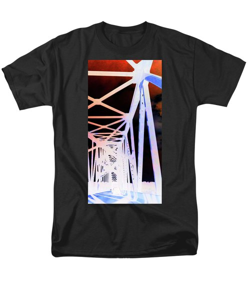 Men's T-Shirt  (Regular Fit) featuring the photograph Indefinite Sight In by Jamie Lynn