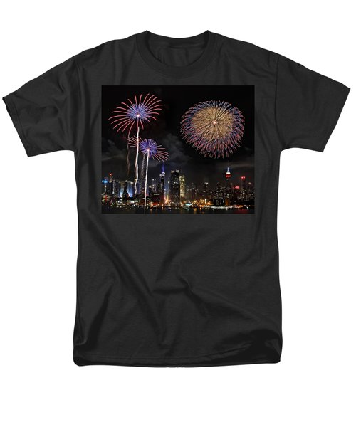 Independence Day Men's T-Shirt  (Regular Fit) by Roman Kurywczak