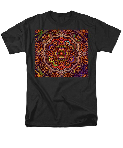 Indian Summer Men's T-Shirt  (Regular Fit) by Robert Orinski
