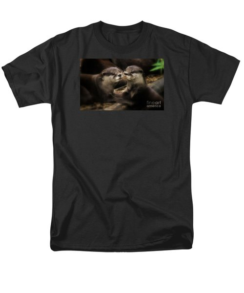 Innocence Men's T-Shirt  (Regular Fit) by Kym Clarke