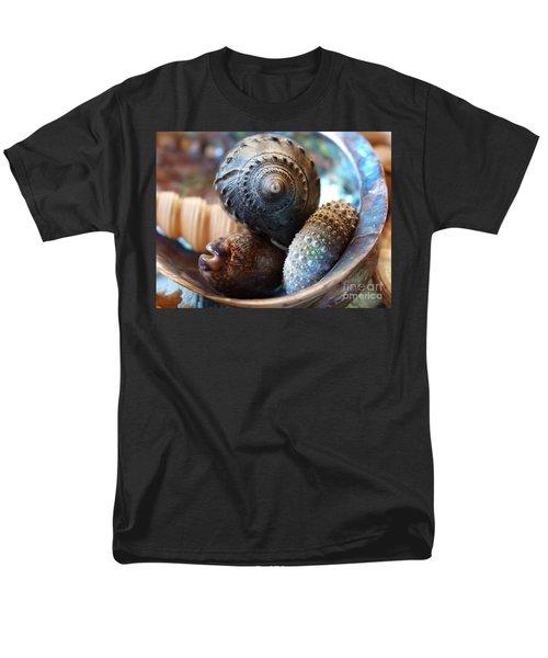 Inside A Shell Men's T-Shirt  (Regular Fit)