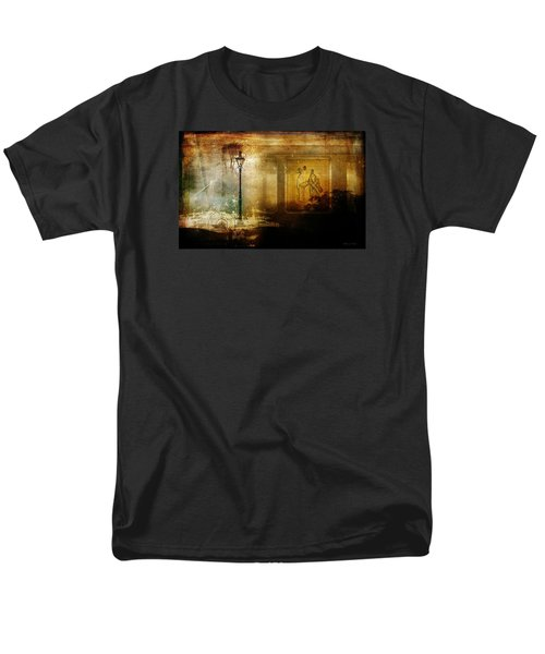 Inside Where It's Warm Men's T-Shirt  (Regular Fit) by Bellesouth Studio