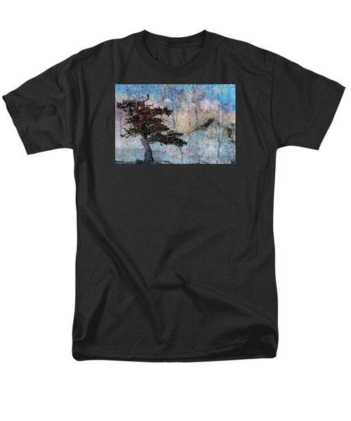 Inspira Men's T-Shirt  (Regular Fit) by Ed Hall