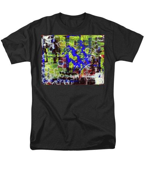 Intensity Men's T-Shirt  (Regular Fit) by Cathy Beharriell