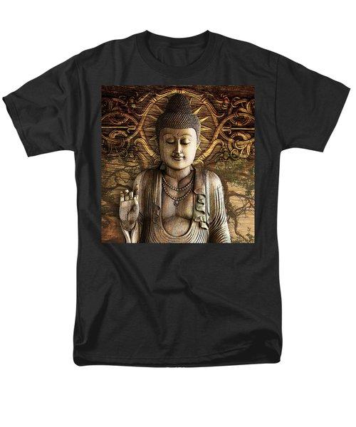 Intentional Bliss Men's T-Shirt  (Regular Fit) by Christopher Beikmann