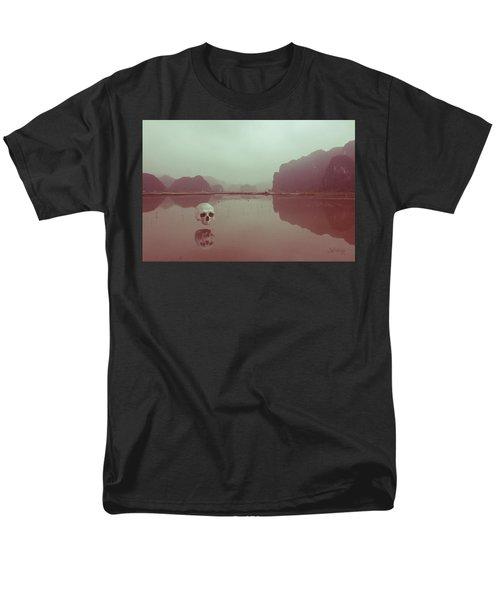 Men's T-Shirt  (Regular Fit) featuring the photograph Interloping, Vietnam by Joseph Westrupp