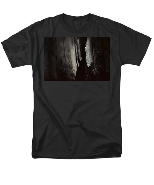 Into The Dark  Men's T-Shirt  (Regular Fit) by Nadalyn Larsen