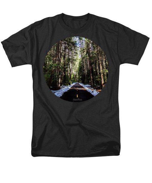 Into The Woods Men's T-Shirt  (Regular Fit) by Adam Morsa