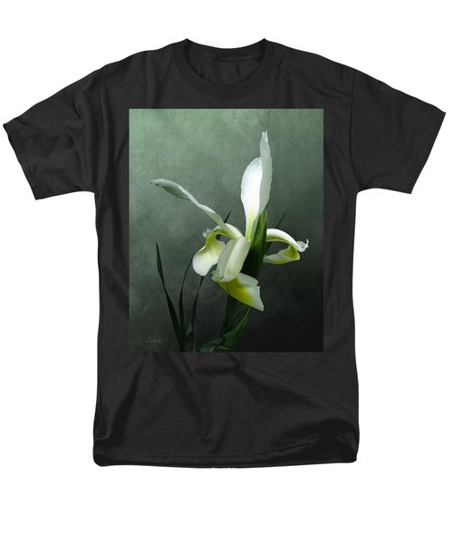 Iris Celebration Men's T-Shirt  (Regular Fit) by I\'ina Van Lawick