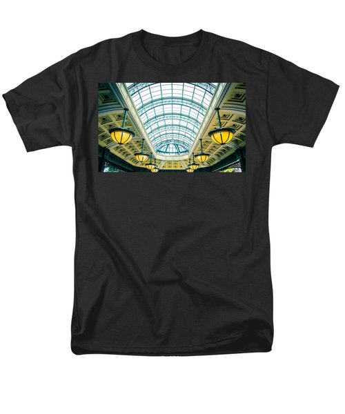 Italian Skylight Men's T-Shirt  (Regular Fit) by Bobby Villapando