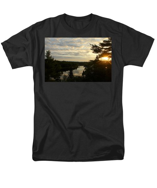 Men's T-Shirt  (Regular Fit) featuring the photograph It's A Beautiful Morning by Debbie Oppermann
