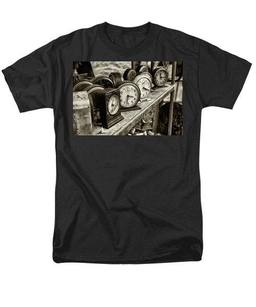 It's About Time Men's T-Shirt  (Regular Fit) by John Hoey