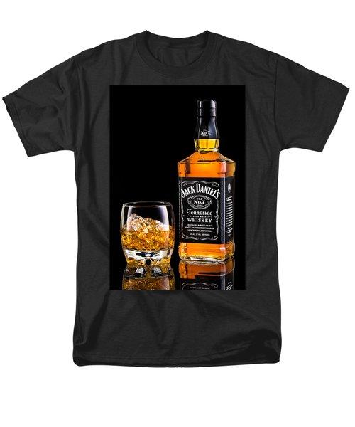Jack Daniel's Men's T-Shirt  (Regular Fit) by Mihai Andritoiu