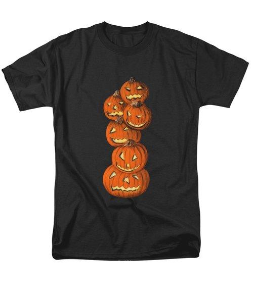 Jack-o-lantern Men's T-Shirt  (Regular Fit)