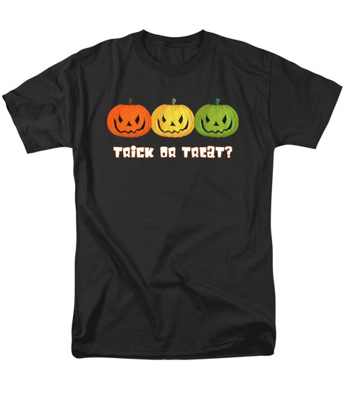 Jack-o-lanterns Men's T-Shirt  (Regular Fit) by Methune Hively