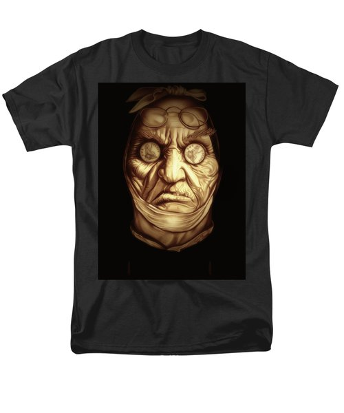 Jacob Marley Men's T-Shirt  (Regular Fit) by Fred Larucci
