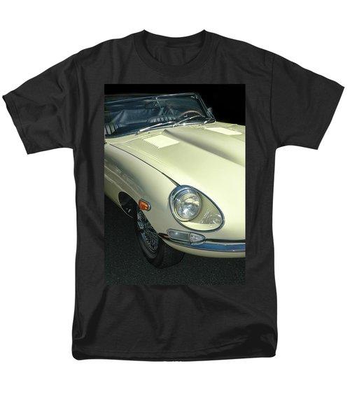 Jaguar Xke Roadster Men's T-Shirt  (Regular Fit) by Dave Mills