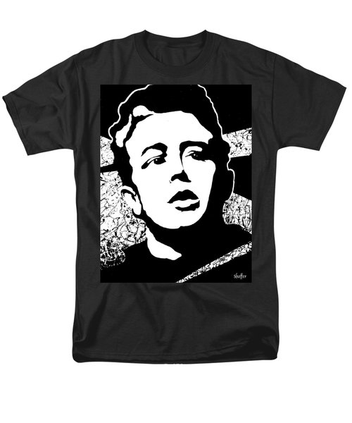 James Dean Men's T-Shirt  (Regular Fit) by Curtiss Shaffer