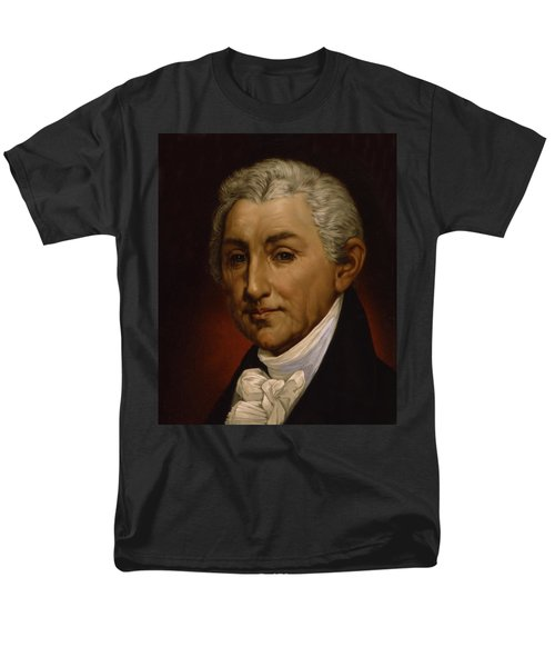 James Monroe - President Of The United States Of America Men's T-Shirt  (Regular Fit) by International  Images