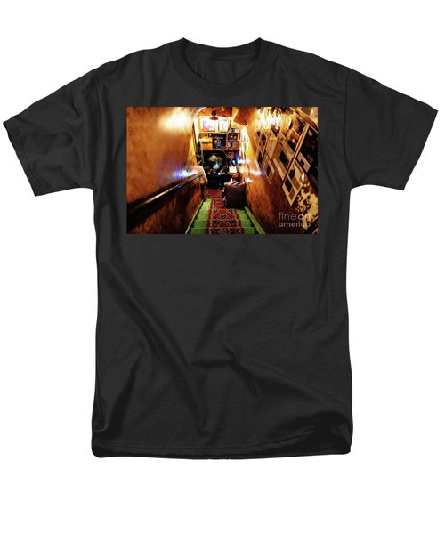 Jazz Club Men's T-Shirt  (Regular Fit)