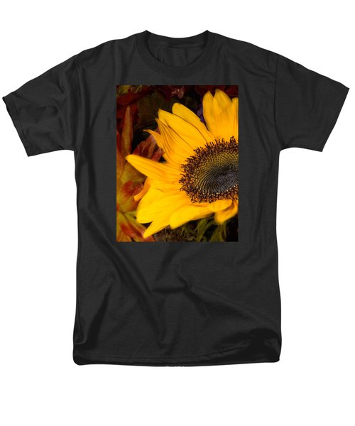 Men's T-Shirt  (Regular Fit) featuring the photograph Jeweled by Arlene Carmel