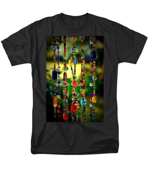Jewels In The Sun Men's T-Shirt  (Regular Fit) by Debra Martz