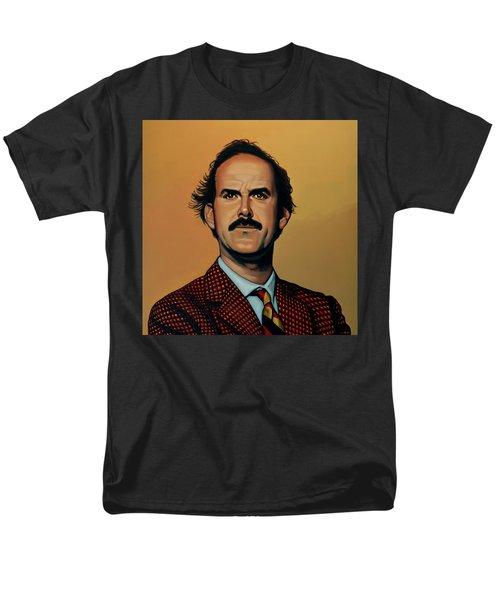 John Cleese Men's T-Shirt  (Regular Fit) by Paul Meijering