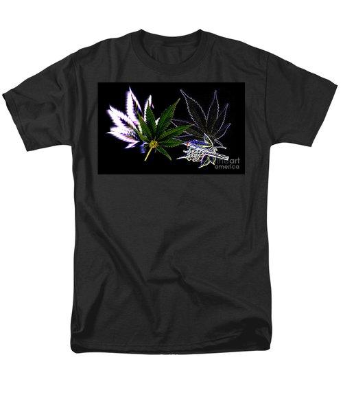 Joint Venture Men's T-Shirt  (Regular Fit) by Jacqueline Lloyd