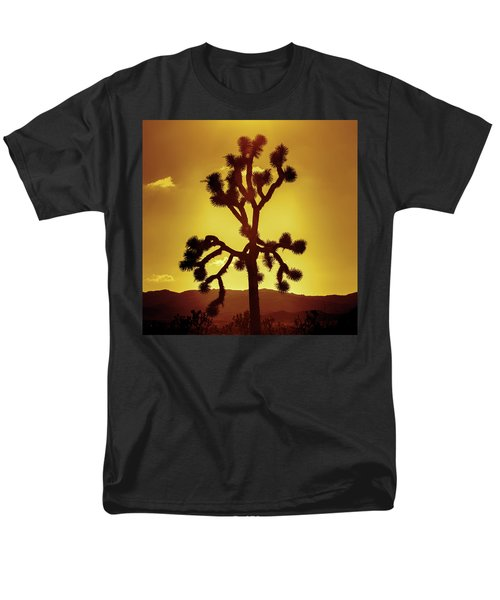 Men's T-Shirt  (Regular Fit) featuring the photograph Joshua Tree by Stephen Stookey