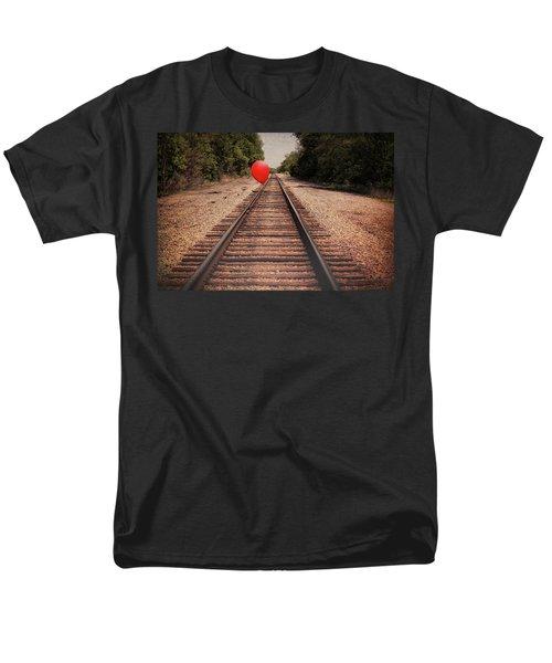 Men's T-Shirt  (Regular Fit) featuring the photograph Journey by Tom Mc Nemar
