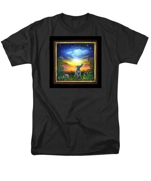 Joy Comes In The Morning Men's T-Shirt  (Regular Fit) by Retta Stephenson