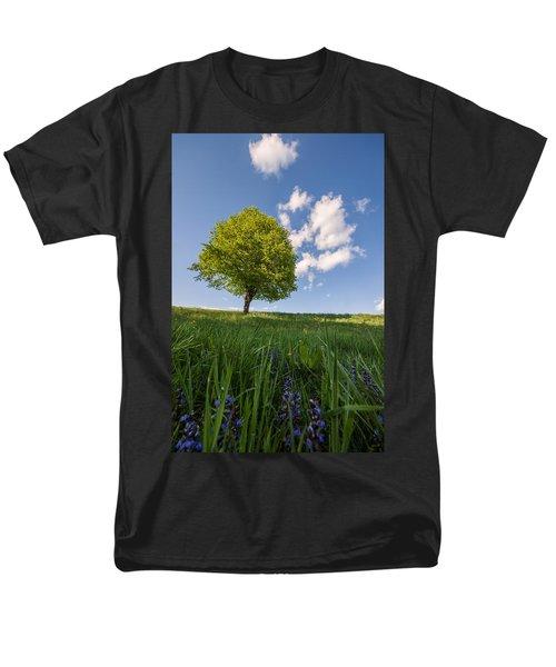 Men's T-Shirt  (Regular Fit) featuring the photograph Joy by Davorin Mance