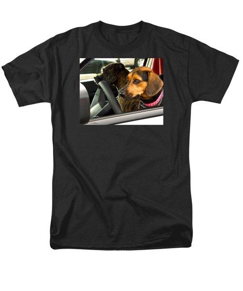 Joy Ride Men's T-Shirt  (Regular Fit) by Christopher Holmes