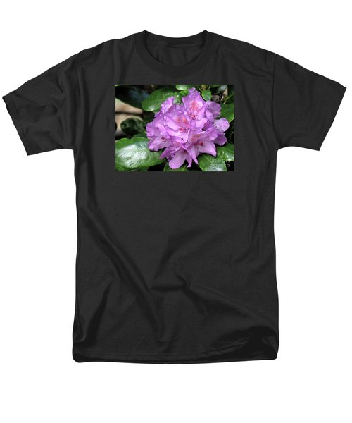 June Daphnoides Men's T-Shirt  (Regular Fit) by Chris Anderson
