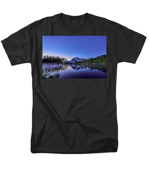 Men's T-Shirt  (Regular Fit) featuring the photograph Just Before The Day by Jon Glaser