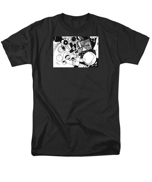 Just In Time Men's T-Shirt  (Regular Fit) by Helena Tiainen