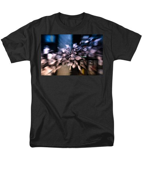 Just My Imagination Men's T-Shirt  (Regular Fit) by Silvia Bruno