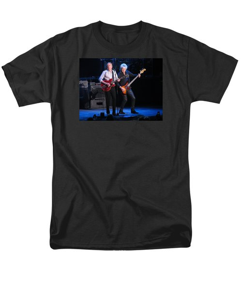 Justin And John In Concert 2 Men's T-Shirt  (Regular Fit) by Melinda Saminski