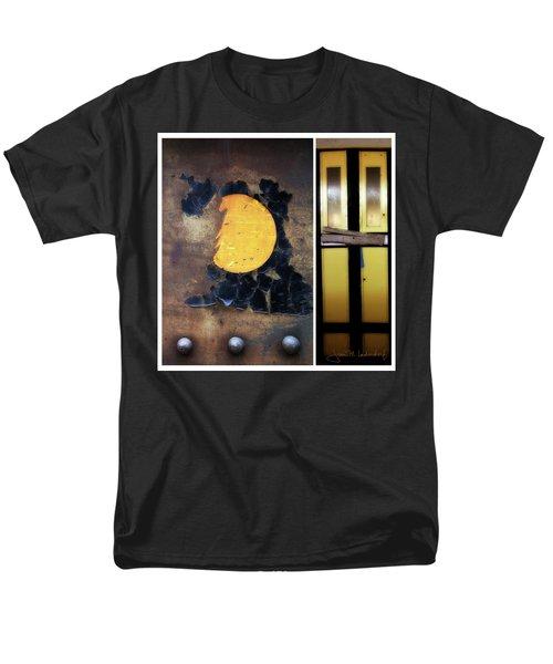 Juxtae #78 Men's T-Shirt  (Regular Fit)
