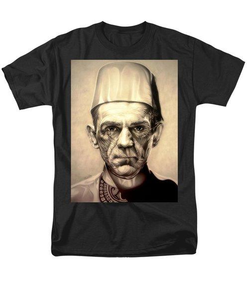 Karloff Men's T-Shirt  (Regular Fit) by Fred Larucci