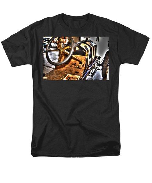 Keep It Simple Stupid  Men's T-Shirt  (Regular Fit) by Josh Williams