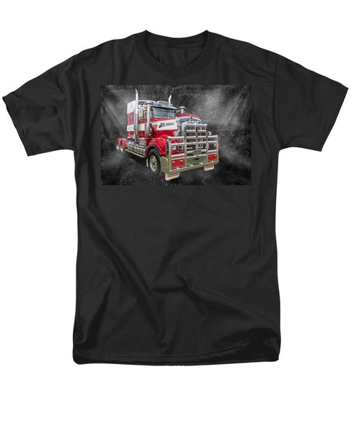 Kenny Men's T-Shirt  (Regular Fit) by Keith Hawley