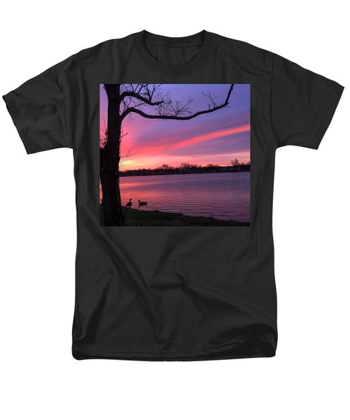 Men's T-Shirt  (Regular Fit) featuring the photograph Kentucky Dawn by Sumoflam Photography