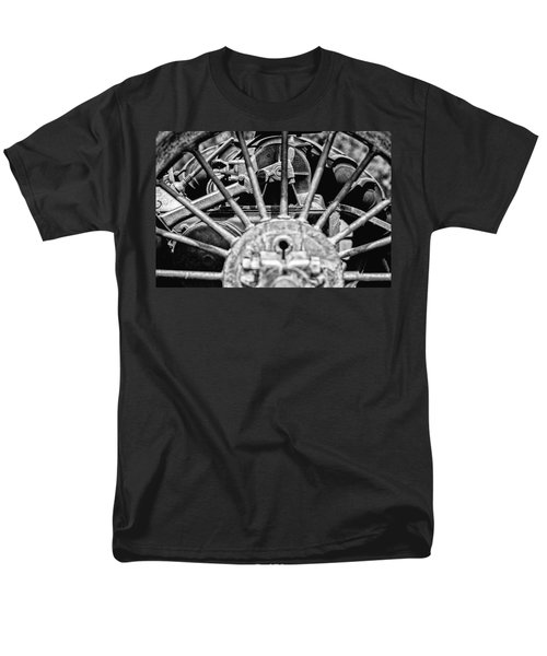 Key To Life Men's T-Shirt  (Regular Fit)