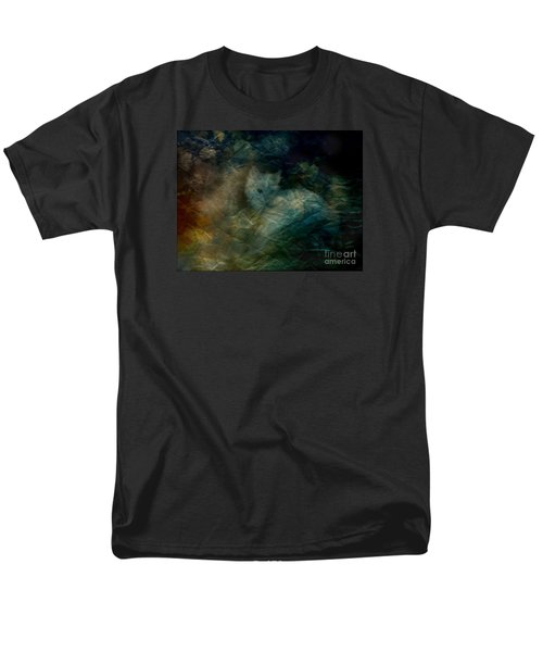 Men's T-Shirt  (Regular Fit) featuring the photograph Kitty Art Rescue 1st Image  Please See Pg 2 By Sherriofpalmsprings by Sherri  Of Palm Springs