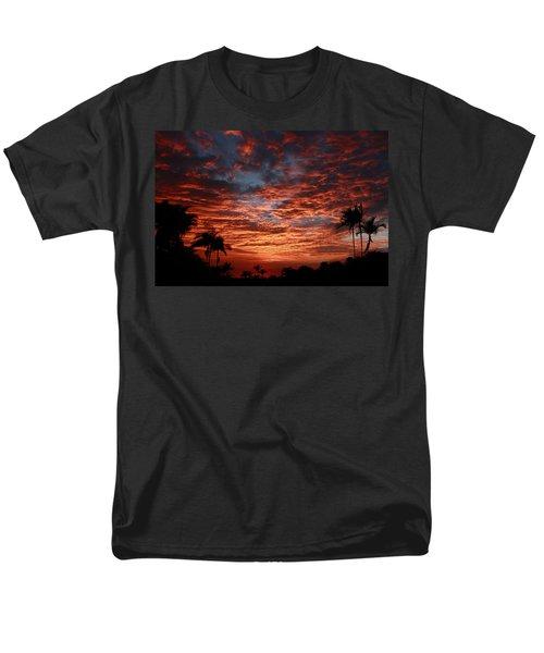 Kona Fire Sky Men's T-Shirt  (Regular Fit) by Denise Bird
